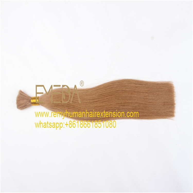 Hair Bulk Thick End for Making Wig or Hair Extension WK027