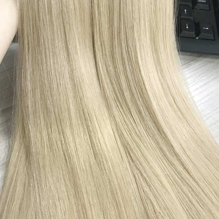 Made In China Keratin Hair Extensions Factory I Tip Color 60 Yj293