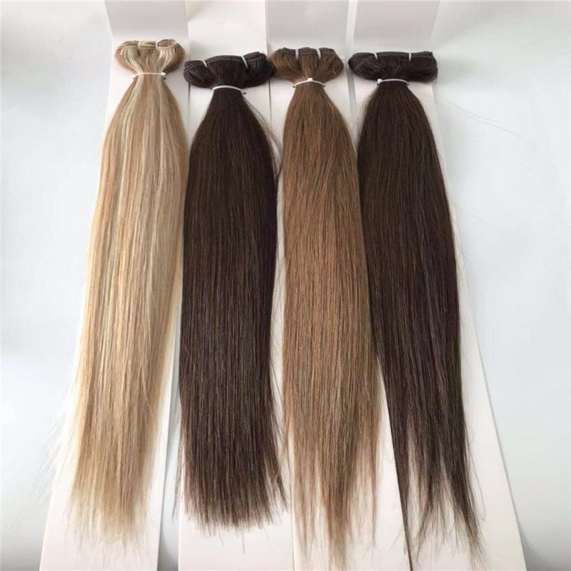 Natural Ends Machine Weft Kinds of ColorS WK072