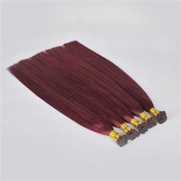 26 inch i-tip hair extensions,human hair i-tip extensions,2g strands i tip hair extensions HN360