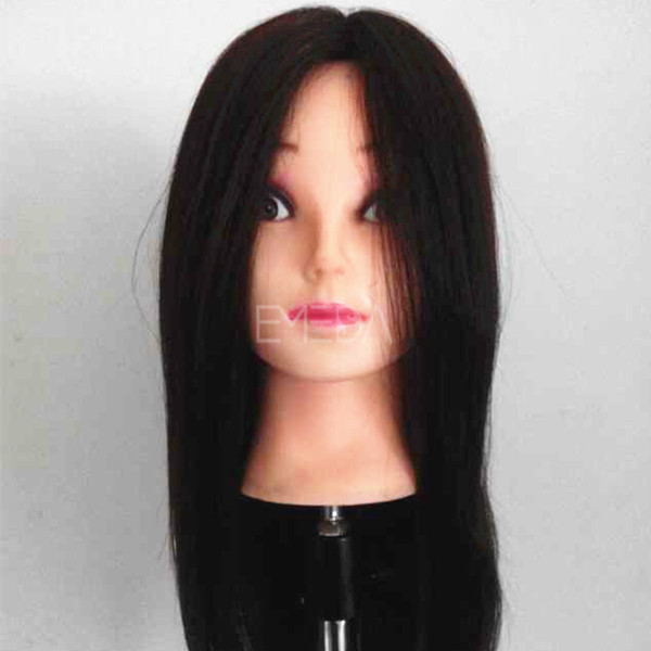Top quality mannequin head training head LP75