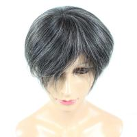 Male glue on toupee for women for sale SJ00165