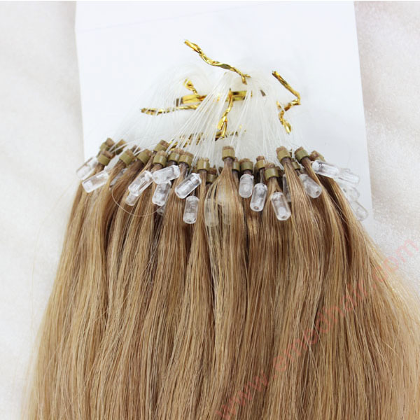 Micro Ring Micro Loop Hair Extension with High Gra...</>