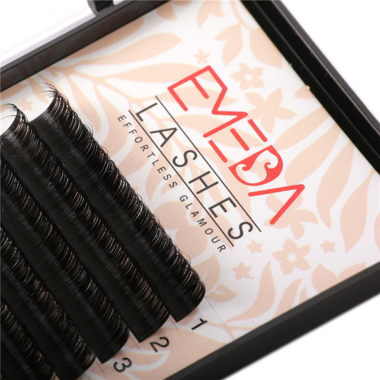 Siberian Mink Lashes Eyelash Extensions Wholesale Private Label Supplier PY1