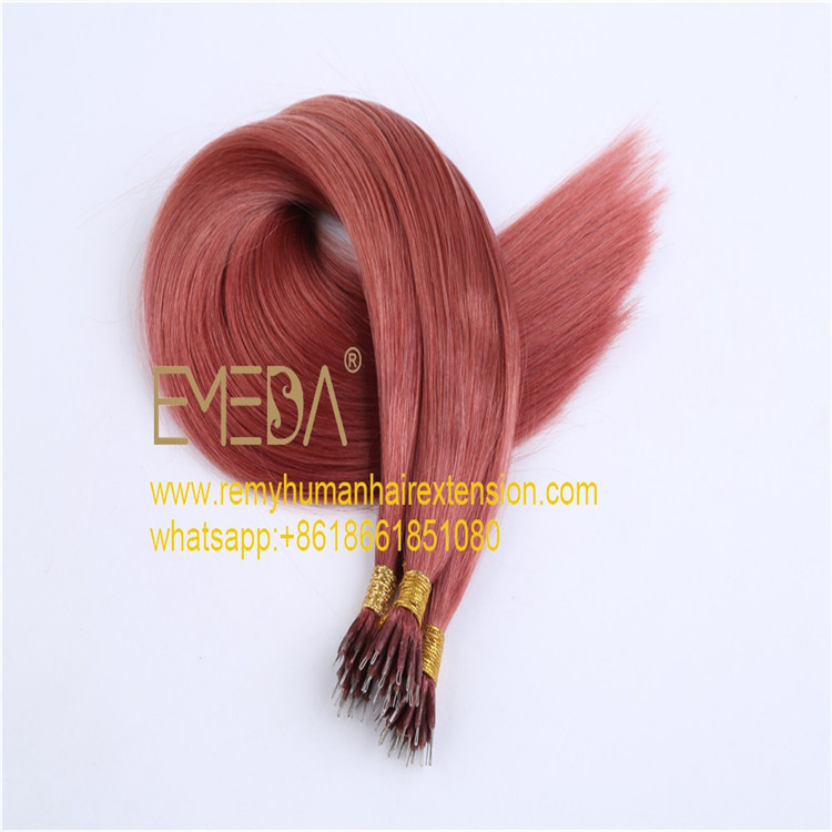 Nano Ring Hair Extension Easy to Use WK026