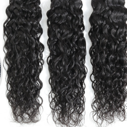 Natural Wave Bundles Natural Color Double Weft Weave Extensions YL362