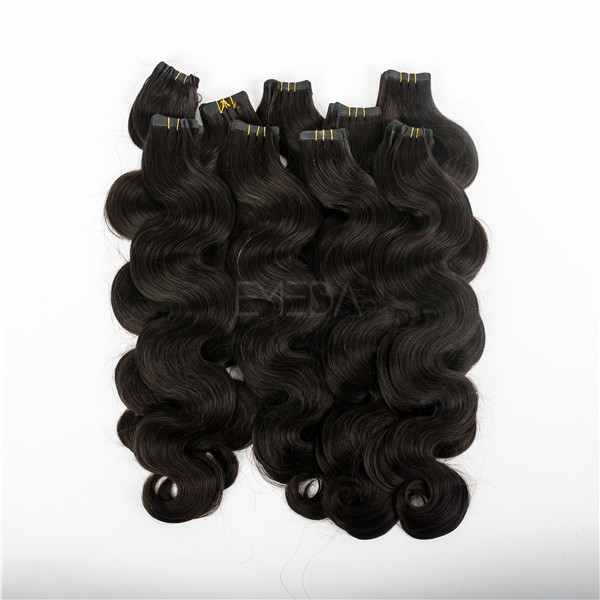 tape hair extension body wave lp