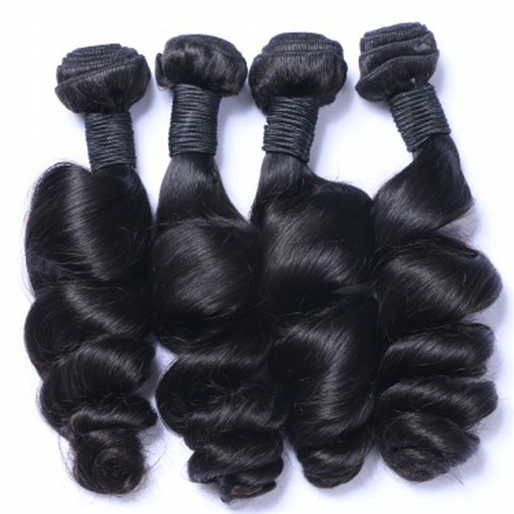 EMEDA wholesale china virgin natural indian loose wave remy human hair factory QM031