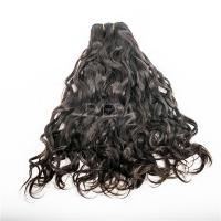 Natural wave hair extension with cuticle intact lp71