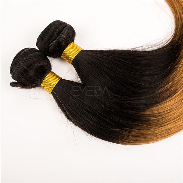 Original Brazilian Human Hair Extensions Sew In Weave Lj115 Emeda Hair