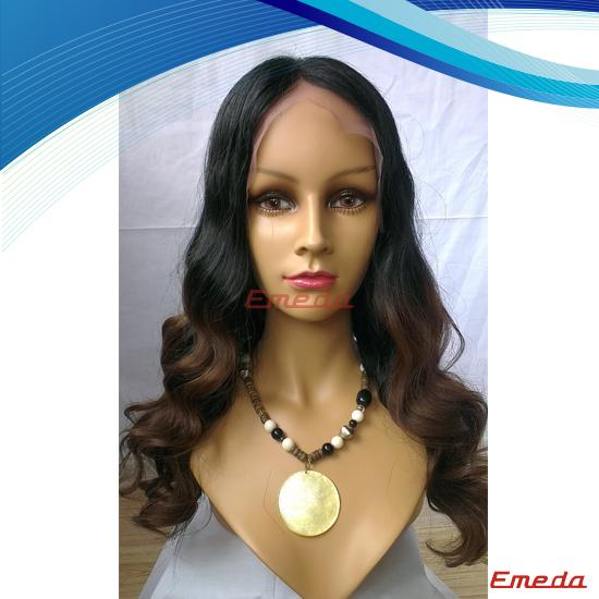 glueless full lace wig with natural hairline