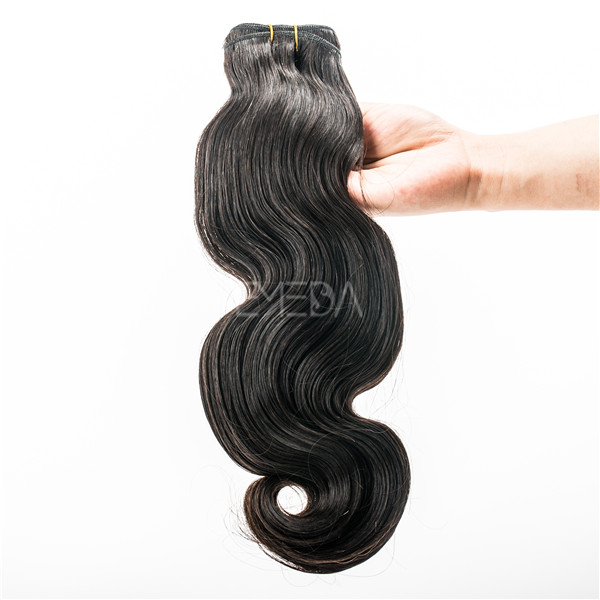 Heze factory directly sale Peruvian hair LP