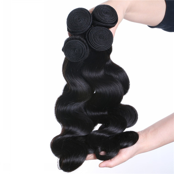 Best Hair Weave Virgin Peruvian Human Hair With Cuticle Full Aligned Top Grade Hair Bundles  LM237