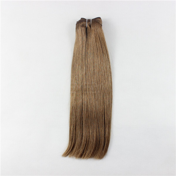 Raw human hair virgin indian hair  LJ71