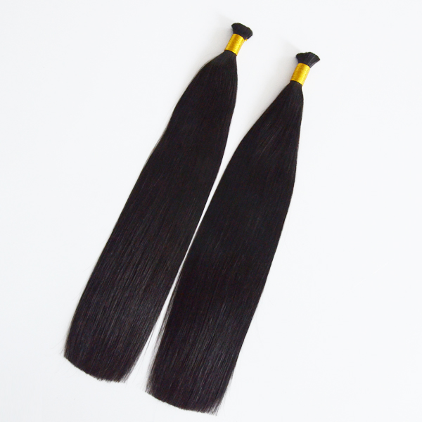 Virgin Indian Hair Bulk Buy human braiding hair bulk no weft Wholesale human hair Best Selling New Coming HN250