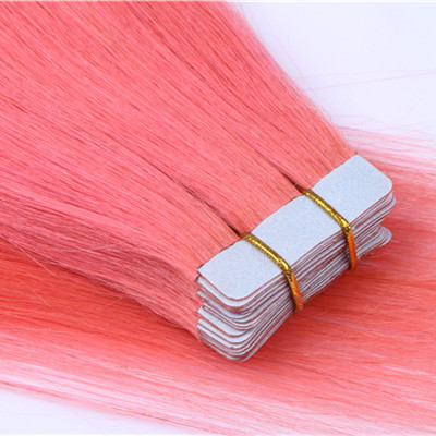 Tape in human hair,hair tape in,european tape in hair HN380
