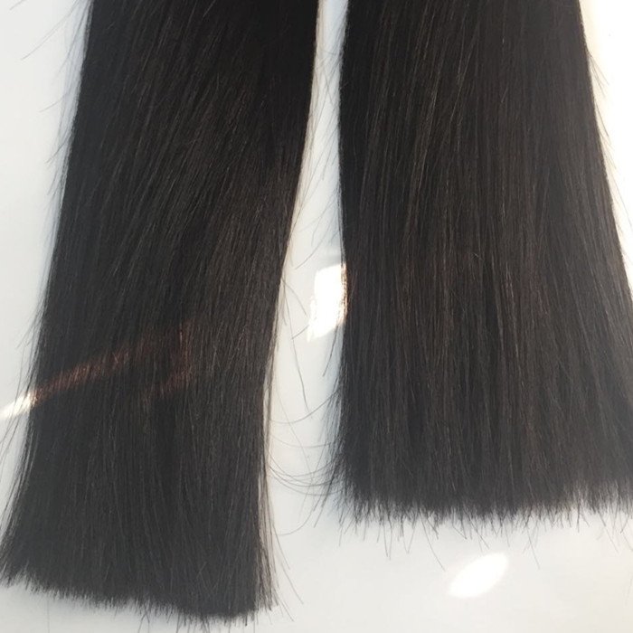 Virgin Raw  Human Hair Unprocessed bulk hair without weft virgin YL374