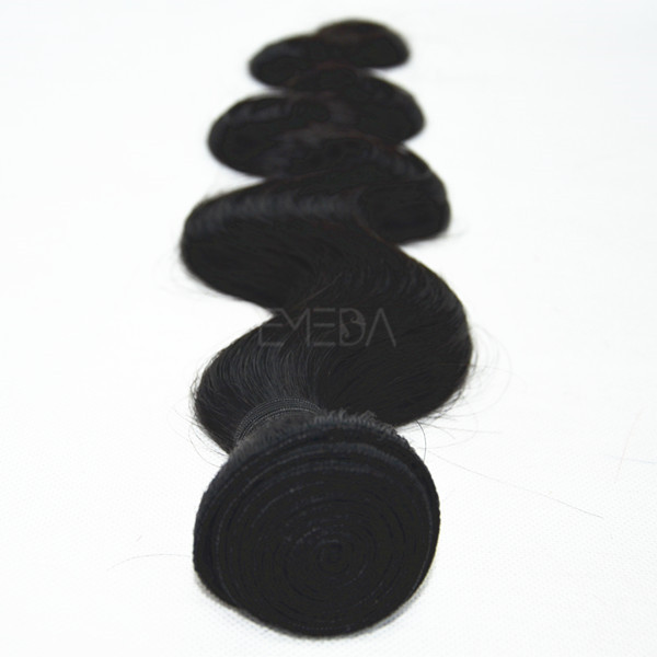 Indian hair body wave hair for New year gift lp163