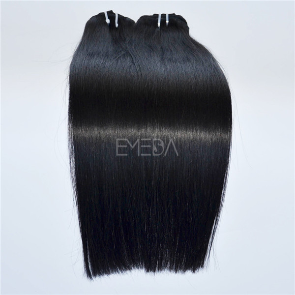 Indian hair clip-in hair extensions  LJ173