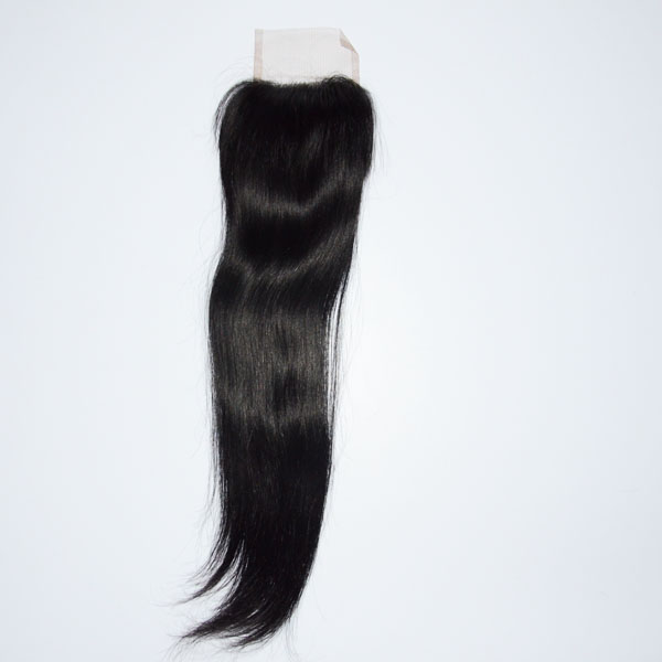 Long straight lace closure LP114