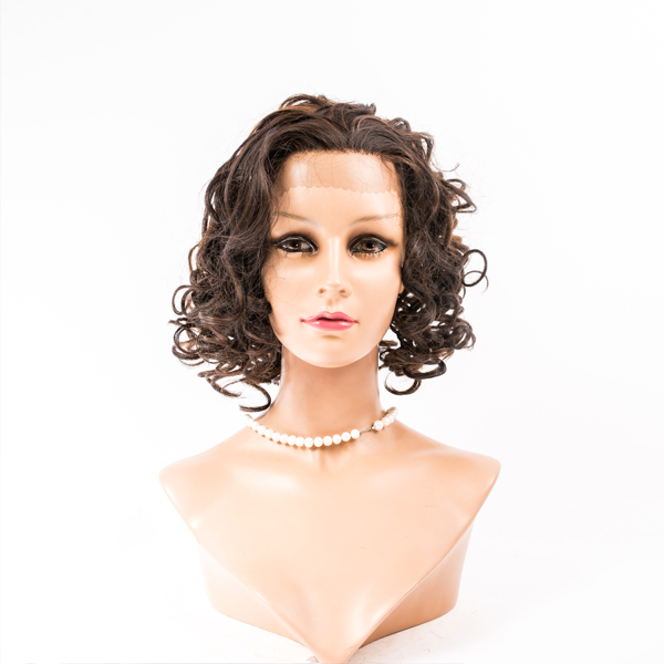 Fashion lady  curl short hair wig  LJ82