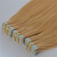 Factory supply Russian virgin hair tape hair extensions JF037
