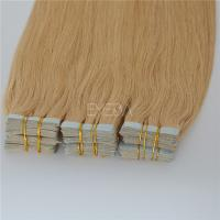 Tape in hair extensions with factory price JF031