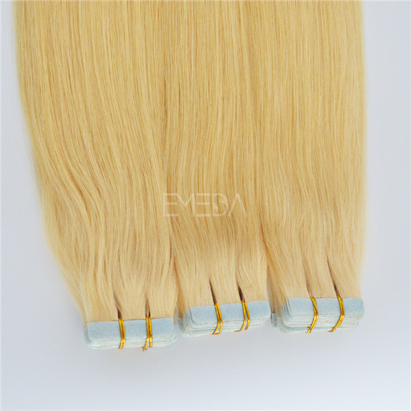 Topest Quality Tape Hair Extensions Factory Supply With Full Cuticle