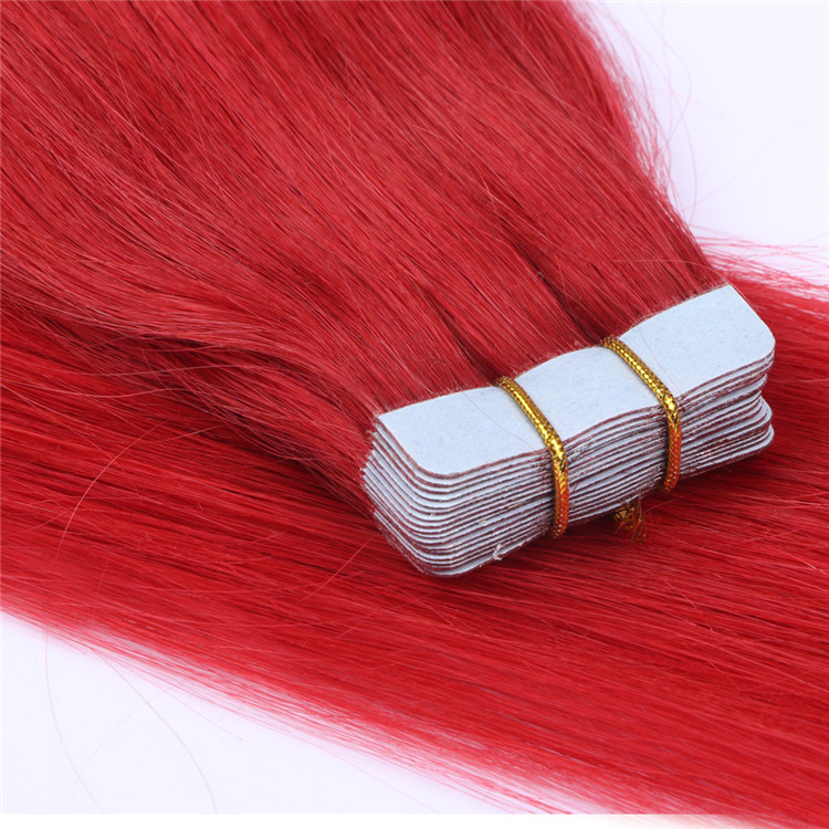 China Tape Hair Extensions Manufacturers 2.5g Per Piece Hair Tapes Factory Extensions  LM311