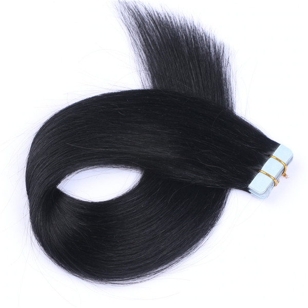 China Invisible Hair Extensions Suppliers Tape Hair Extensions