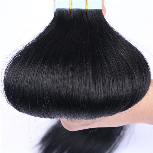 Babe hair extensions tape in wholesale factory prices XS094