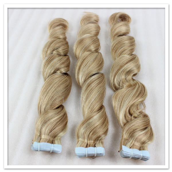 loose wave tape in hair extension