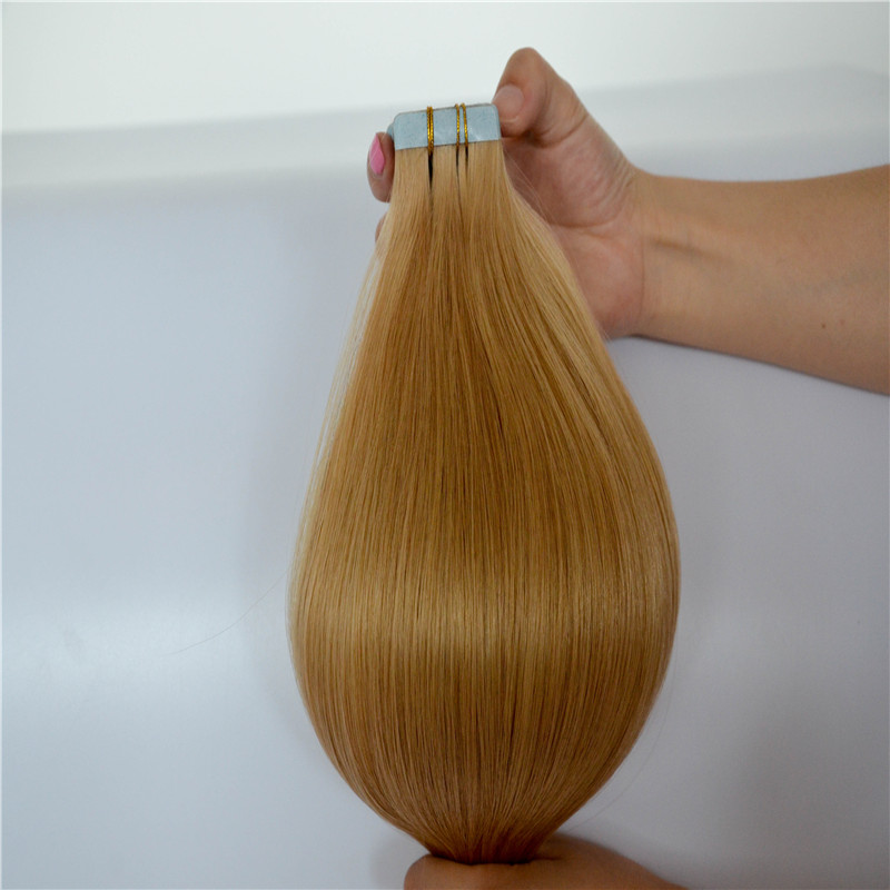 Tape In Hair Extensions Remy Straight Hair Extensions WK098