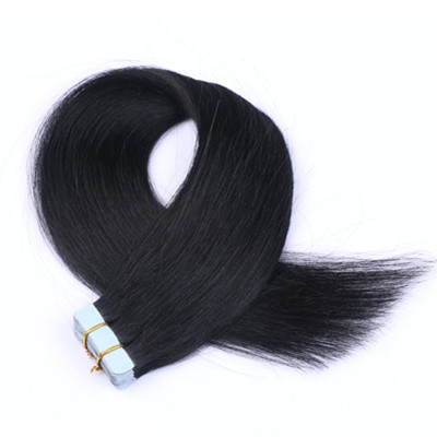 Tape on hair,balayage tape in hair extensions,european tape in hair HN371