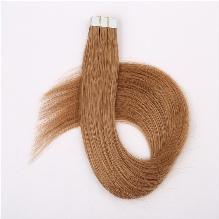 Tape in Hair Extension Real Hair most Popular WK034