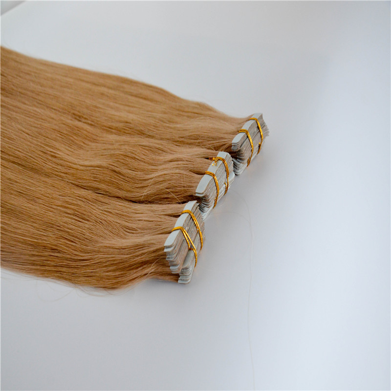 Tape in Hair Extensions 100% Human Remy Straight Good Quality Hair WK090