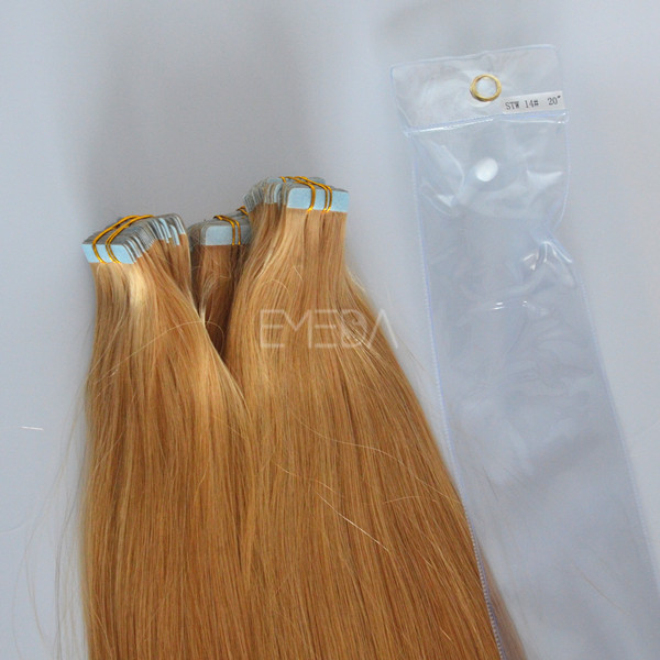 Wholesale Double Drawn Cheap Tape Hair Extensions lp108