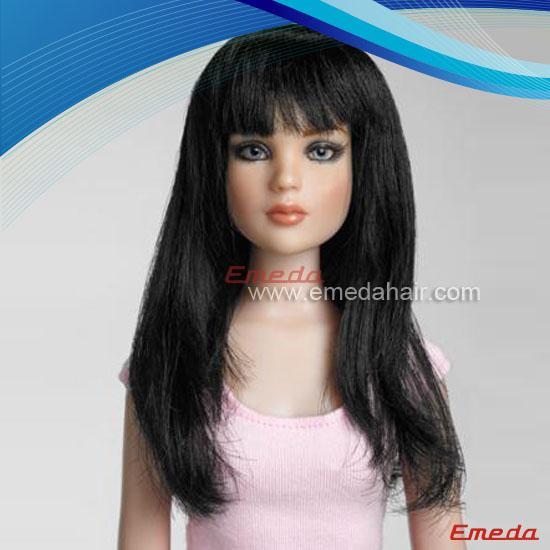 Doll Hair Human Wig 67