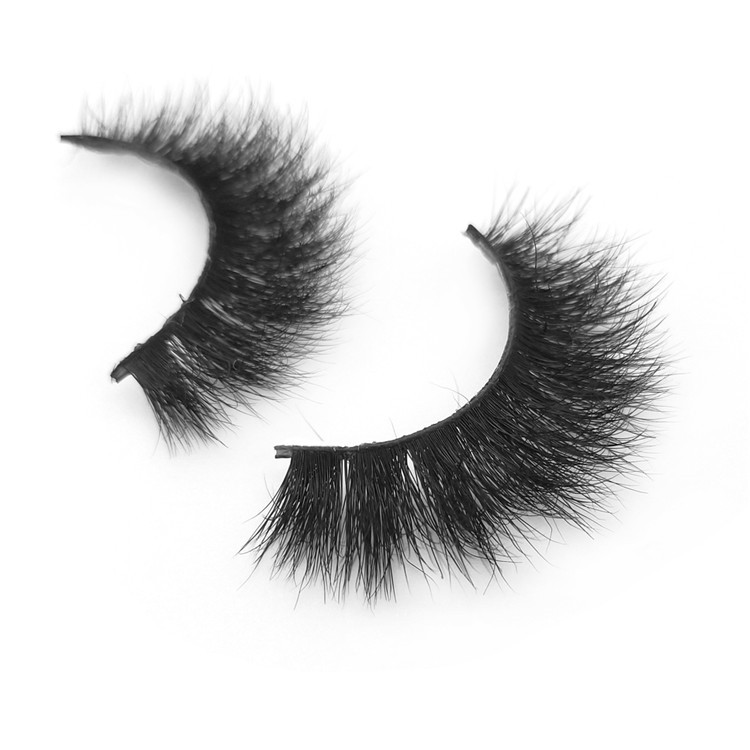 Custom Mink Eyelashes And Package High Quality Eyelash Supplier PY04