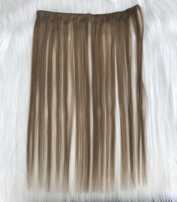 Best one donor hair hand tied weft stick hair extensions made in china YJ279