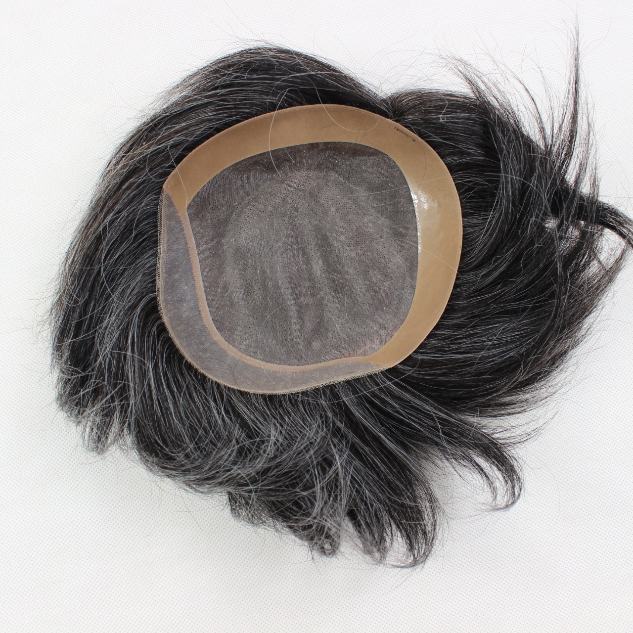 High Quality Human Hair Men's Toupee,toupee human hair HN181