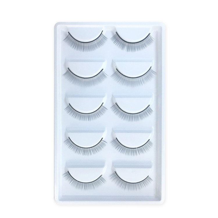 Training Lashes Strip For Eyelashes Extensions Practice Eyelashes PY17