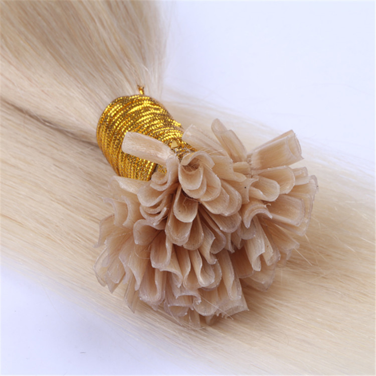 China Remy U Tip Hair Extensions Suppliers Double Drawn Human Hair Extensions LM359