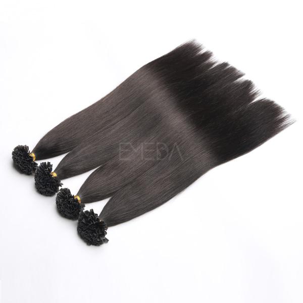 Euronext Premium Pre Bonded Human Remy Hair Extensions Cx095 Emeda