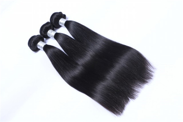 Virgin Indian human hair weave last more than 3 years  ZJ0097
