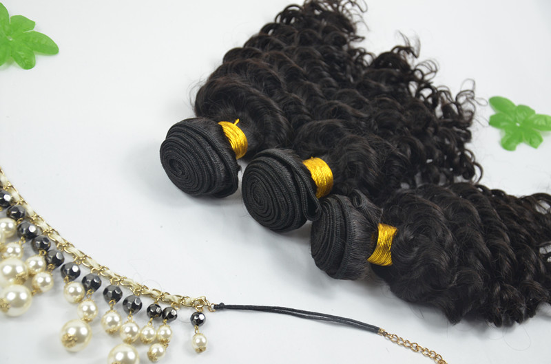 Factory wholesale unprocessed high grade Brazilian virgin hair extensions YL169