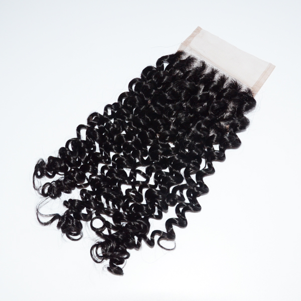 Wholesale kinky curl ear to ear lace frontal 360 closure,virgin closure and frontal,cheap virgin human hair closure HN244