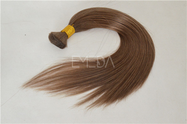 top quality virgin human hair bulk for wig making ZJ0077
