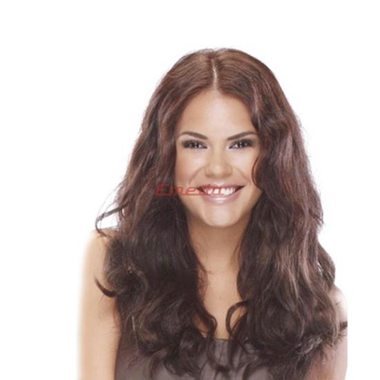100 human hair lace front wigs