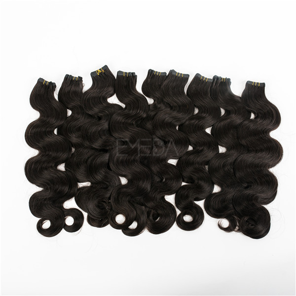 Qingdao hair extension tape LP
